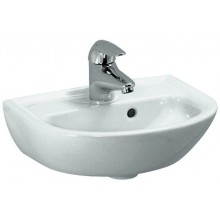 LAUFEN PRO umývatko 400x320mm s otvorom, biela LCC 8.1595.1.400.104.1