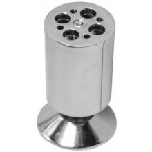 RAVAK MR BASE nožičky k nábytku 38x100-120mm univerzálny, pár X000000170