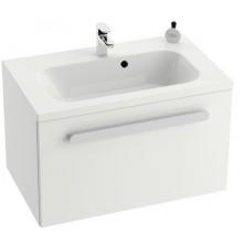 RAVAK CHROME SD600 skrinka 600x490x470mm pod umývadlo, biela / biela X000000530