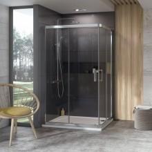 RAVAK 10 sprchovací kút 900x1200mm, L/P, white/transparent