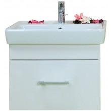 CONCEPT 200 skrinka pod umývadlo 44x39x55cm 1 zásuvka, závesná breza / biela C200.1