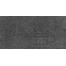 ABITARE ICON dekor 30x60cm, black