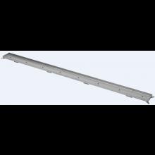 CONCEPT 50 TILE dizajnový rošt 785mm pre dlažbu, nerez oceľ