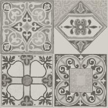 ARGENTA CAMARGUE dekor 33,3x33,3cm, decor cold