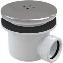 RIHO sifón 90mm pre sprchové vaničky, chróm