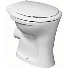 IDEAL STANDARD CONTOUR 21 stacionárne WC 360x465mm zvýšený, vodorovný odpad biela V311401