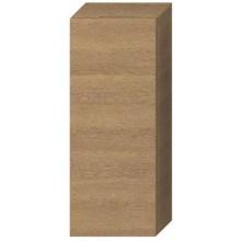 JIKA CUBITO-N stredná plytká skrinka 320x150x810mm, 1 dvere ľavé, dub