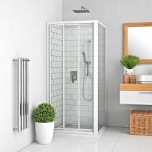 ROLTECHNIK LEGA LINE PD3N 1900 sprchové dvere 900x1900mm, posuvné, brillant/grape