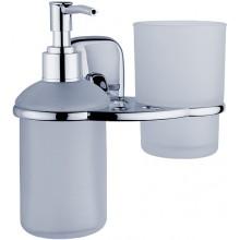 NIMCO SIMONA dávkovač na tekuté mydlo 155x115x160mm, s pohárom, chróm