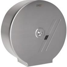 SANELA SLZN37 zásobník na toaletný papier Ø290mm, nerez mat
