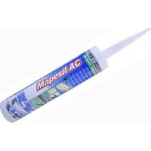 MAPEI MAPESIL AC 134 silikónový tmel 310 ml, hodvábna