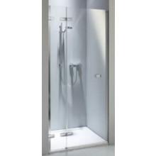 KOLO NEXT krídlové dvere do niky 900x1950mm dvere otvárateľné von, ľavé/pravé, chróm/číre skloReflexKolo
