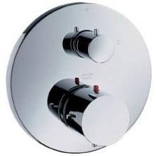 AXOR STARCK termostatická batéria pod omietku s uzatváracím a prepínacím ventilom chróm