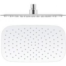 EASY hlavová sprcha 40x23,5cm, pre pevnú sprchu, nerez