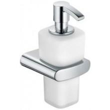 KEUCO ELEGANCE dávkovač penového mydla  220ml, nástenný, sklo/chróm