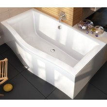 RAVAK MAGNOLIA 170 klasická vaňa 1700x750mm akrylátová, obdĺžniková, biela C501000000