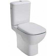 KOLO STYLE set kombinované WC  keramická nádrž 35,5x64cm, odpad univerzálny, 3/6l, bez splachovacieho kruhu, biela
