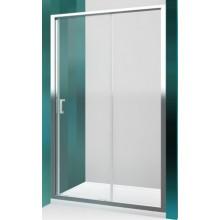ROLTECHNIK LEGA LINE LLD2/1400 sprchové dvere 1400x1900mm posuvné pre inštaláciu do niky, rámové, brillant/transparent