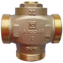 HERZ TEPLOMIX zmiešavací ventil DN25 trojcestný, závitový