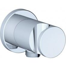 RAVAK 706.00 držiak sprchy 42x70mm s vývodom vody, chróm X07P206