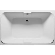 RIHO SOBEK BB28 vaňa 180x115x49,5cm, obdĺžniková, akrylátová, biela