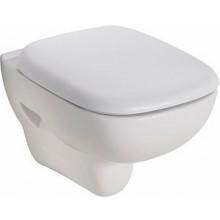 KOLO STYLE WC závesné 35,6x51cm, s hlbokým splachovaním, 6 l, bez splachovacieho kruhu, biela
