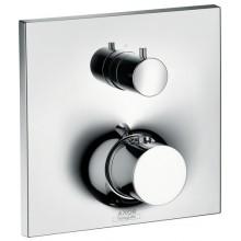 AXOR MASSAUD termostatická batéria pod omietku s uzatváracím a prepínacím ventilom chróm