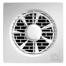 "VORTICE PUNTO FILO MF 120/5"" ventilátor axiálny 119mm, ultratenká mriežka, biela"