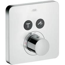 AXOR SHOWER SELECT termostatická batéria, vrchná sada, chróm