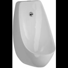 JIKA DOMINO SENSOR urinál 430x315x665mm, s otvorom, s automatickým splachovaním, biela 8.4110.1.000.488.1