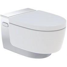 GEBERIT AQUACLEAN MERA COMFORT sprchovacie WC závesné 39,5x59cm, pochrómovaná lesklá