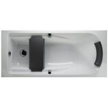 KOLO COMFORT PLUS vaňa akrylátová 180x80cm pravouhlá, bez madiel, biela