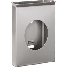 SANELA SLZN53 zásobník hygienických vreciek 95x27x136mm, nerez mat