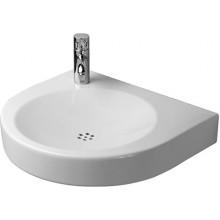 DURAVIT ARCHITEC umývadlo Med 575x520mm bez prepadu, biela 0443580000