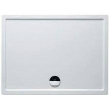 RIHO ZÜRICH 270 DA70 sprchová vanička 90x80cm obdĺžnik, akrylát, biela