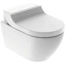 GEBERIT AQUACLEAN TUMA WC závesné 36x55,3x44,6mm, komplet so sedadlom, alpská biela