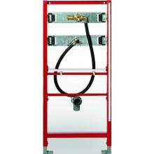 TECE PROFIL WG905/RG3 montážny prvok 500x1153mm, pre pisoár, so splachovacím ventilom