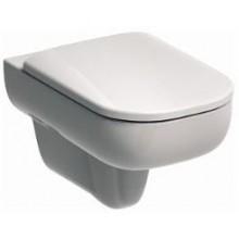 KOLO TRAFFIC WC závesné 35x54cm s hlbokým splachovaním, bez splachovacieho kruhu, biela