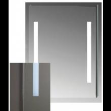 JIKA CLEAR zrkadlo 700x810mm, s LED osvetlením 4.5573.5.173.144.1