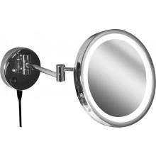 JIKA GENERIC kozmetické zrkadlo 250x400x120mm chróm