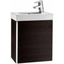 ROCA UNIK MINI nábytková zostava 450x250x575mm skrinka s umývadlom biela