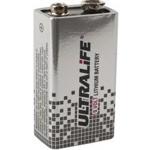 SANELA SLA09 napájací lítiová batéria 9V / 1200mAh, typ U9VL