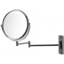 DURAVIT D-CODE kozmetické zrkadielko zväčšovacie, chróm