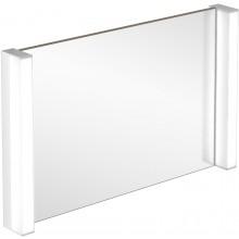 VILLEROY & BOCH VERITY DESIGN zrkadlo 800x45x616mm s osvetlením, biela lesk B30380DH