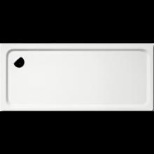 KALDEWEI SUPERPLAN XXL 436-1 sprchová vanička 750x1600x40mm, oceľová, obdĺžniková, biela
