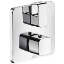 AXOR URQUIOLA termostat s podomietkovou inštaláciou s uzatváracím a prepínacím ventilom chróm