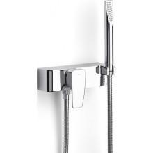 ROCA THESIS sprchová páková batéria so sprchou, hadicou a držiakom, chróm 75A2050C00