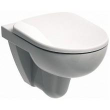 KOLO NOVA PRO WC závesné 35,5x53cm oválny, s hlbokým splachovaním, biela