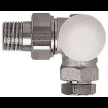"""HERZ TS-90 CD termostatický ventil 1/2"""" trojosový, rohový, pravý"""