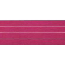 KERABEN THAI LINEAS obklad 70x25cm, rojo
